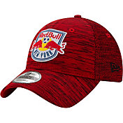 New Era Men's New York Red Bulls 9Twenty On Field Adjustable Hat