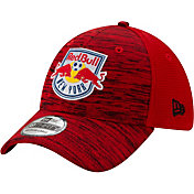 New Era Men's New York Red Bulls Classic 39Thirty On Field Stretch Fit Hat