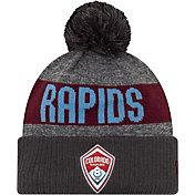 MLS Men's Colorado Rapids Pom Knit Beanie