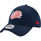 MLS Men's New England Revolution 39Thirty Stretch Fit Hat