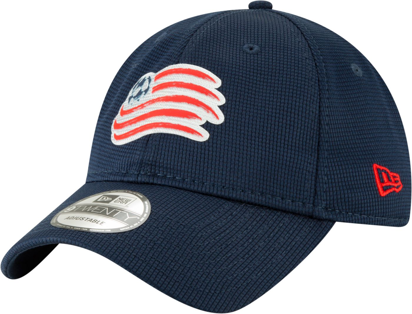 MLS Men's New England Revolution 9Twenty Adjustable Hat
