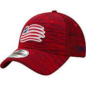New Era Men's New England Revolution 9Twenty On Field Adjustable Hat