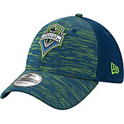 New Era Men's Seattle Sounders Classic 39Thirty On Field Stretch Fit Hat