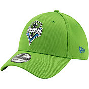 MLS Men's Seattle Sounders 39Thirty Stretch Fit Hat