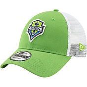 New Era Men's Seattle Sounders 9Forty Trucker Adjustable Hat
