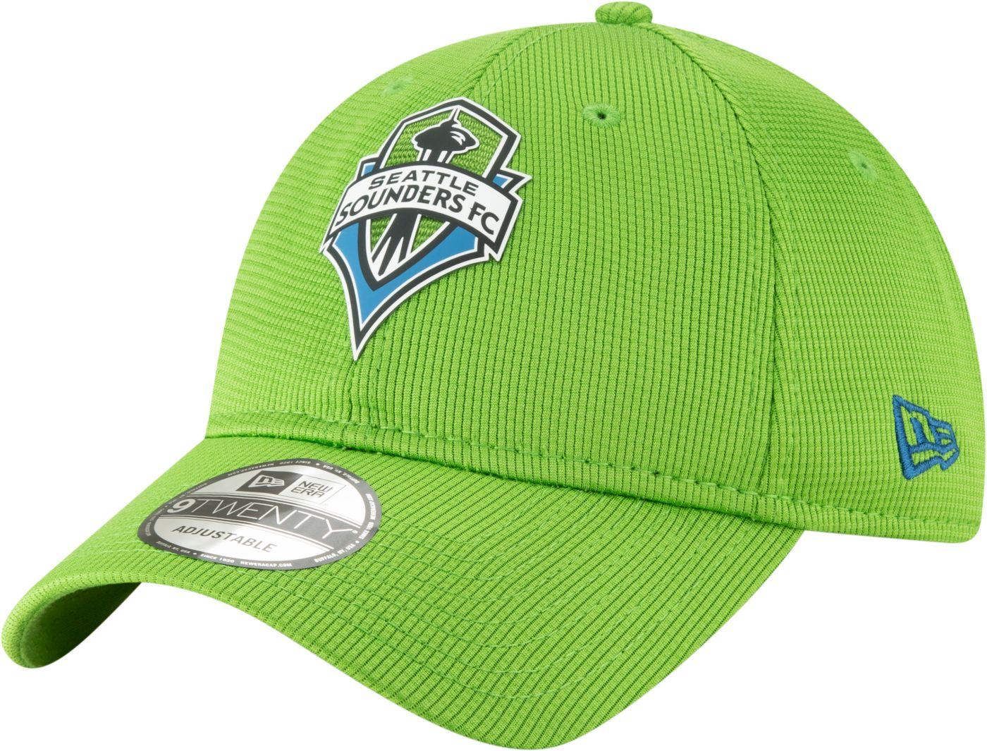 MLS Men's Seattle Sounders 9Twenty Adjustable Hat
