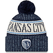New Era Men's Sporting Kansas City Sport Knit Beanie