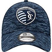 New Era Men's Sporting Kansas City 9Twenty On Field Adjustable Hat