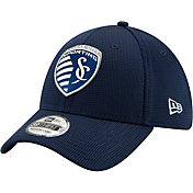 MLS Men's Sporting Kansas City 39Thirty Stretch Fit Hat