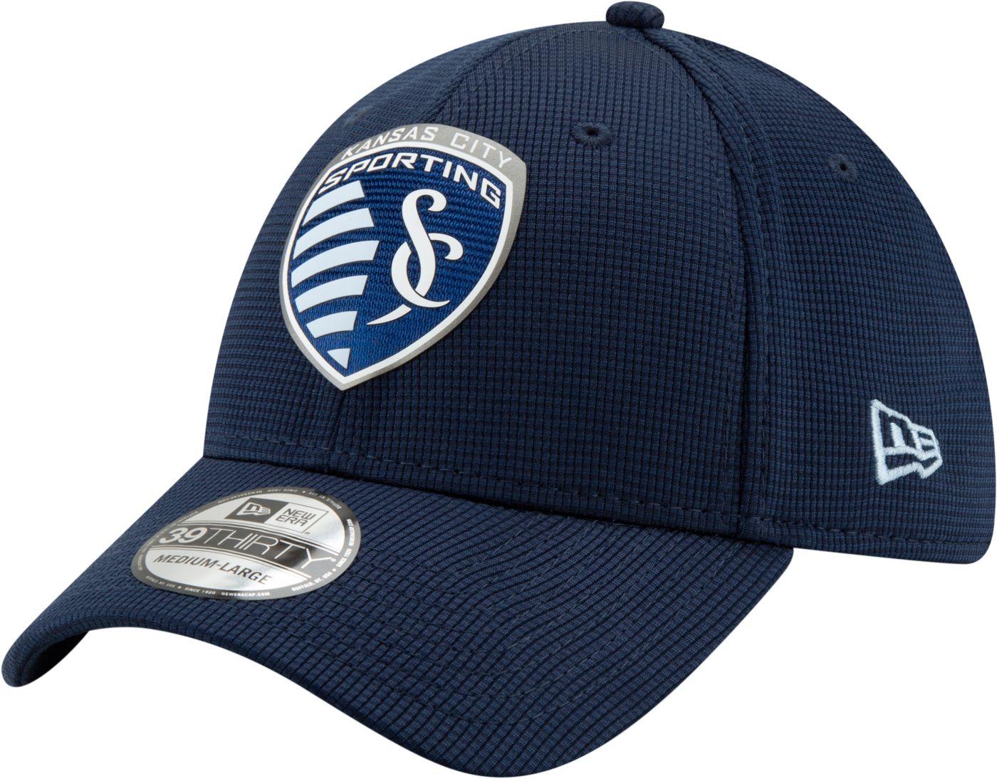 MLS Men's Sporting Kansas City 39Thirty Stretch Fit Hat