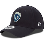 New Era Men's Sporting Kansas City 39Thirty Stretch Fit Hat