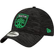 New Era Men's Austin FC 9Twenty On Field Adjustable Hat