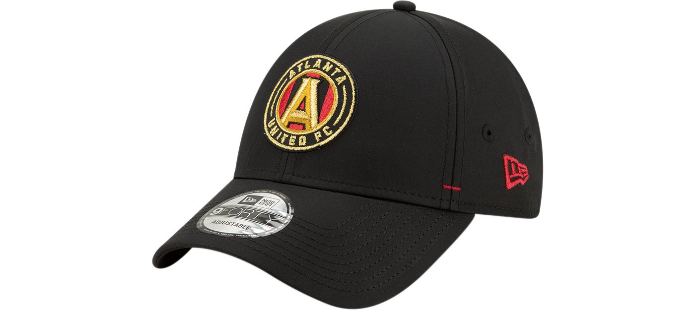 New Era Men's Atlanta United 9Forty Dash Adjustable Hat