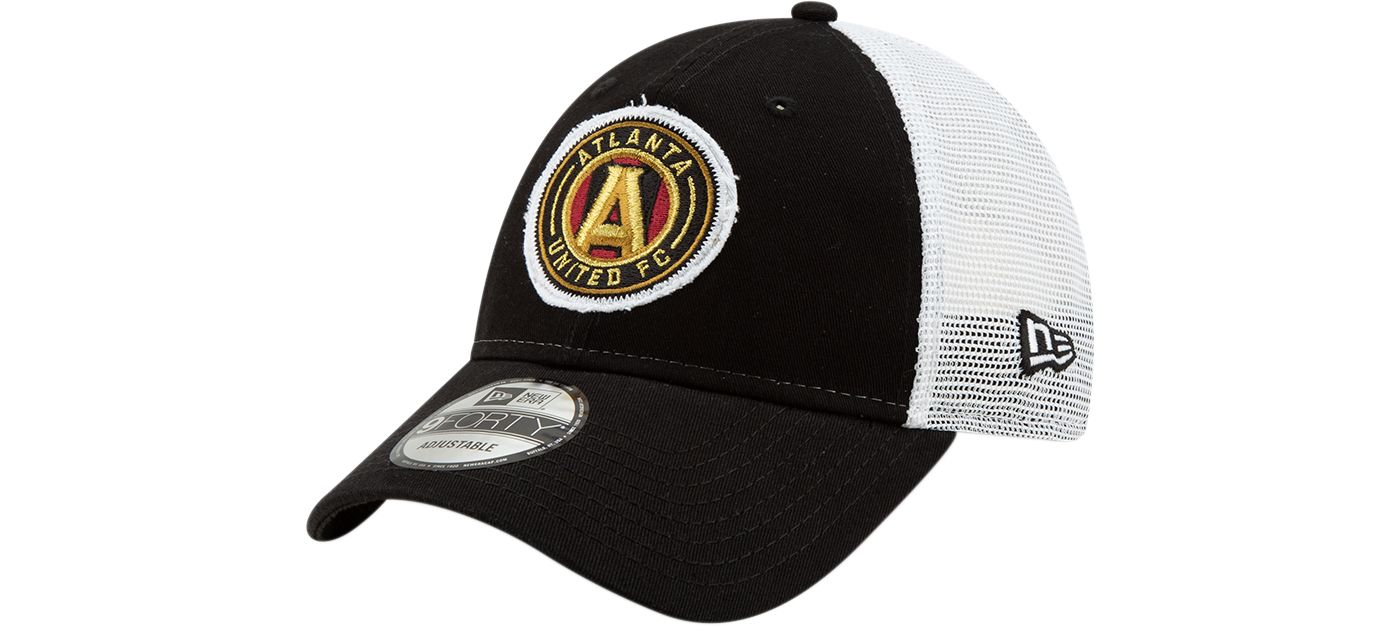 New Era Men's Atlanta United 9Forty Trucker Adjustable Hat