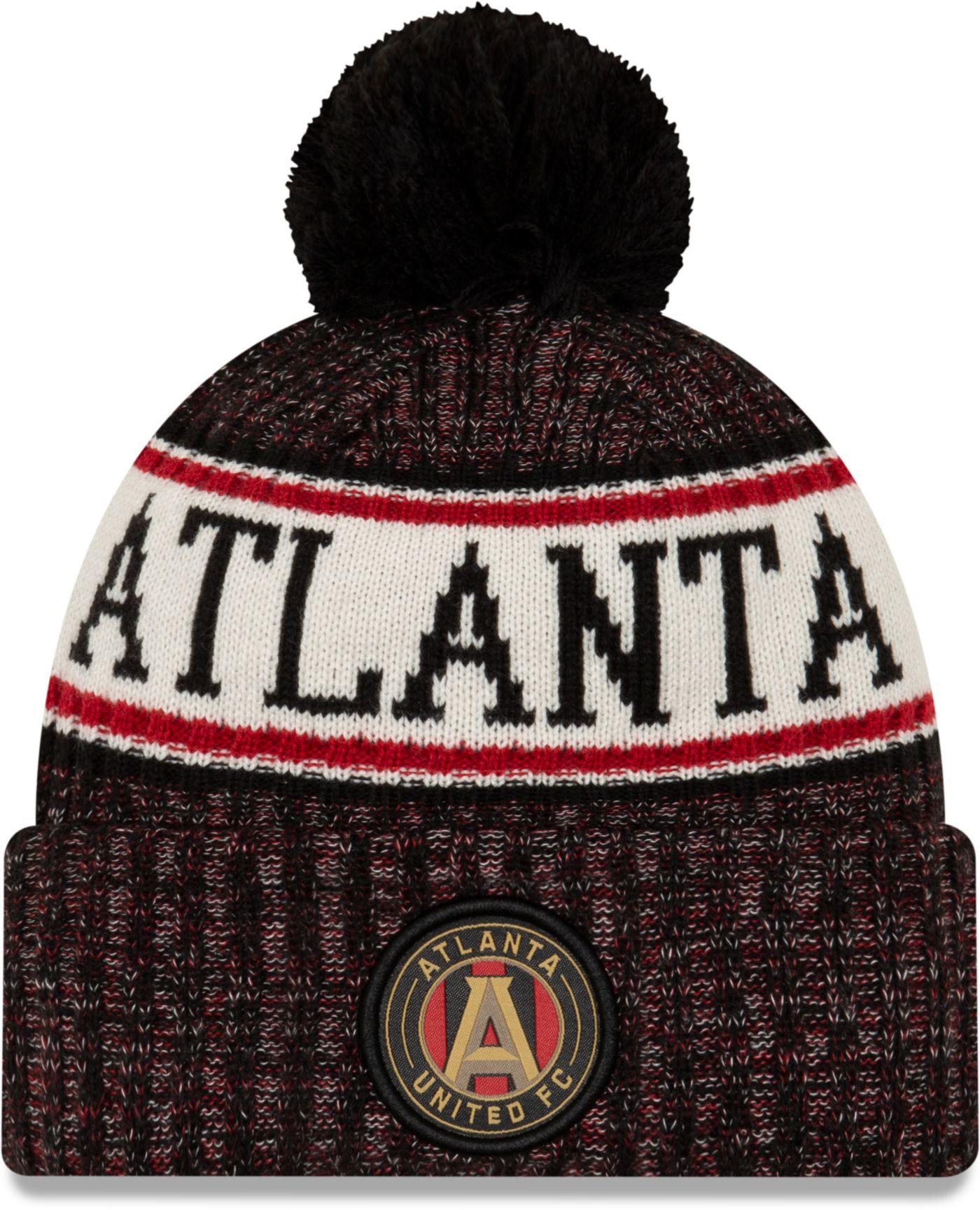 New Era Men's Atlanta United Sport Knit Beanie