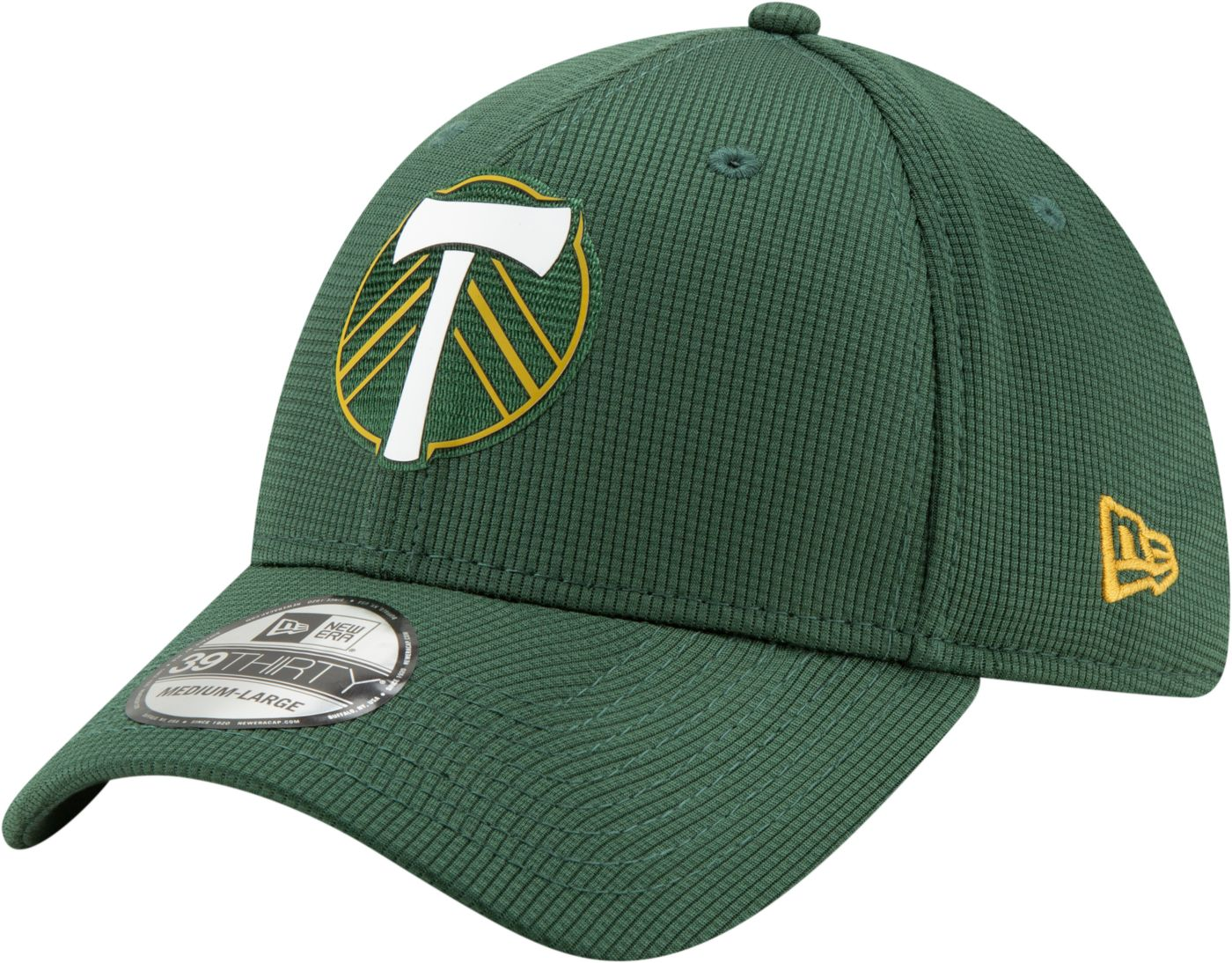 MLS Men's Portland Timbers 39Thirty Stretch Fit Hat
