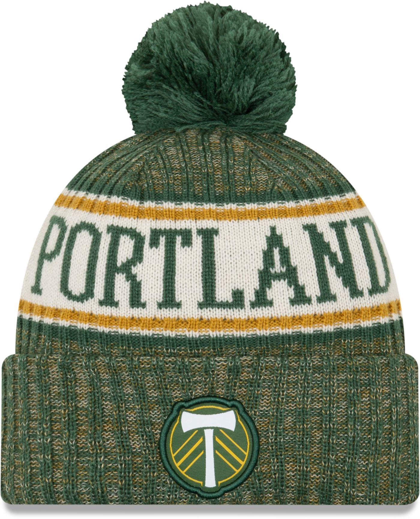 New Era Men's Portland Timbers Sport Knit Beanie