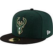 New Era Men's Milwaukee Bucks 59Fifty Fitted Hat