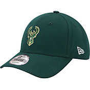 New Era Men's Milwaukee Bucks 9Forty League Adjustable Hat