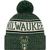 New Era Men's Milwaukee Bucks Sports Knit Hat