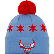 New Era Men's Chicago Bulls City Edition Knit Hat