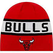 New Era Men's Chicago Bulls Reversible Sports Knit Hat