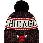 New Era Men's Chicago Bulls Sports Knit Hat