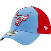 New Era Men's Chicago Bulls 39Thirty City Edition Stretch Fit Hat