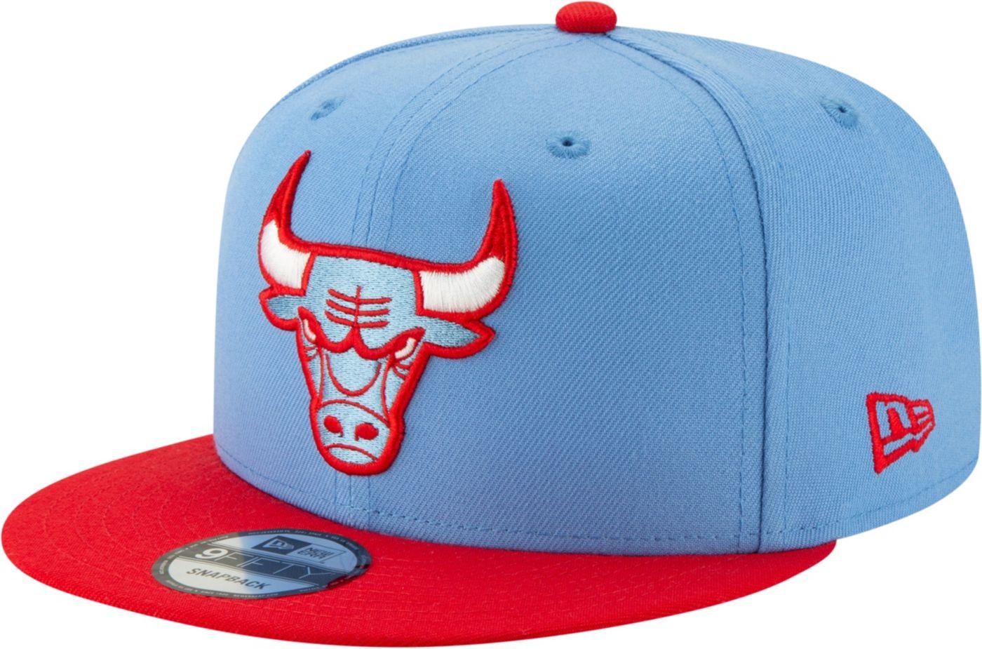 New Era Men's Chicago Bulls 9Fifty City Edition Adjustable Snapback Hat