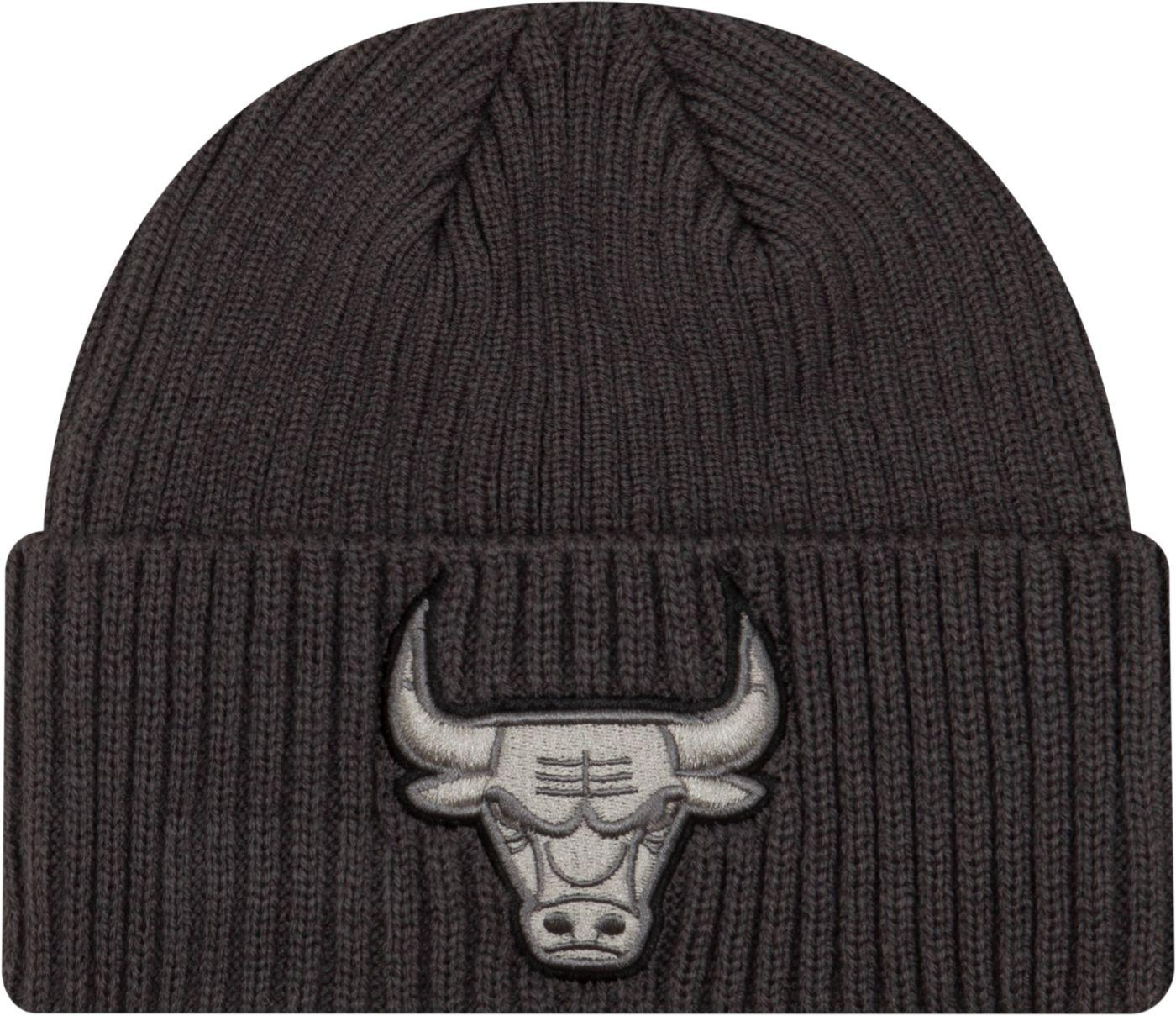 New Era Men's Chicago Bulls Core Classic Knit Hat