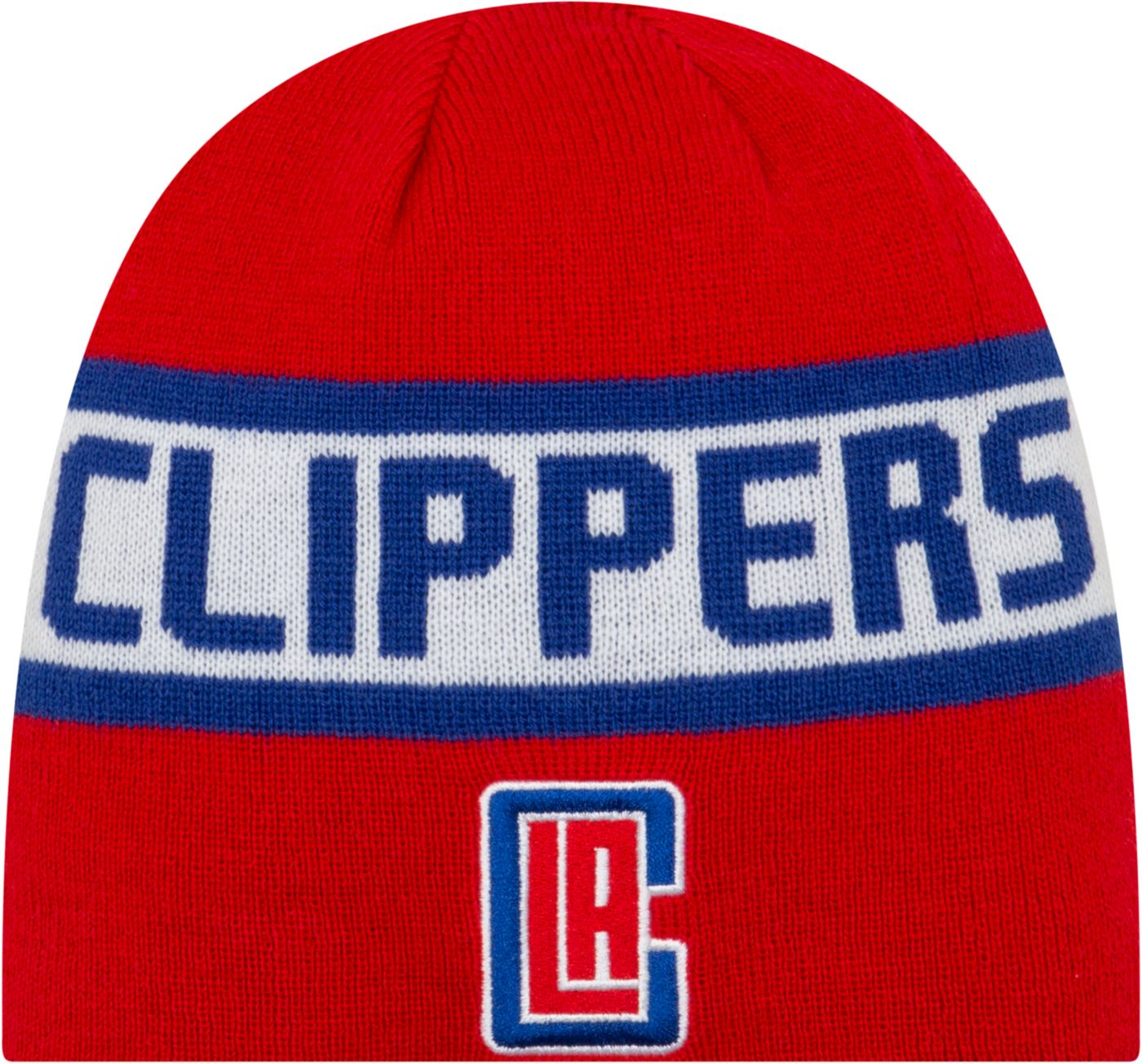 New Era Men's Los Angeles Clippers Reversible Sports Knit Hat