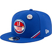 New Era Men's Los Angeles Clippers 2019 NBA Draft 9Fifty Adjustable Snapback Hat