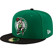 New Era Men's Boston Celtics 59Fifty Authentic Hat
