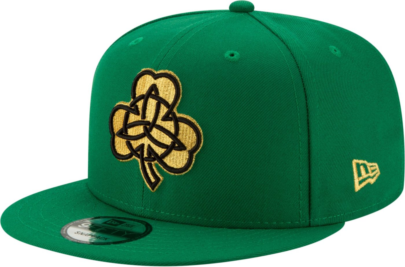 New Era Men's Boston Celtics 9Fifty City Edition Adjustable Snapback Hat