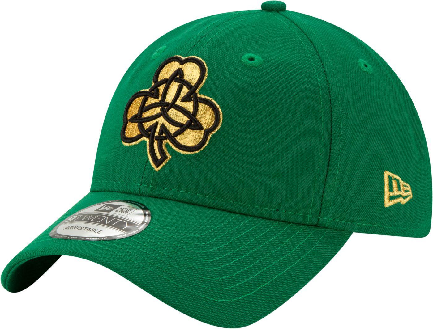 New Era Men's Boston Celtics 9Twenty City Edition Adjustable Hat