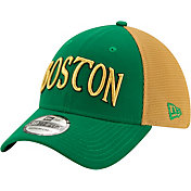 New Era Men's Boston Celtics 39Thirty City Edition Stretch Fit Hat