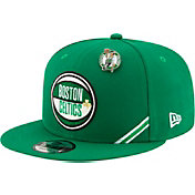 New Era Men's Boston Celtics 2019 NBA Draft 9Fifty Adjustable Snapback Hat
