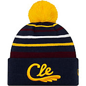 New Era Men's Cleveland Cavaliers City Edition Knit Hat