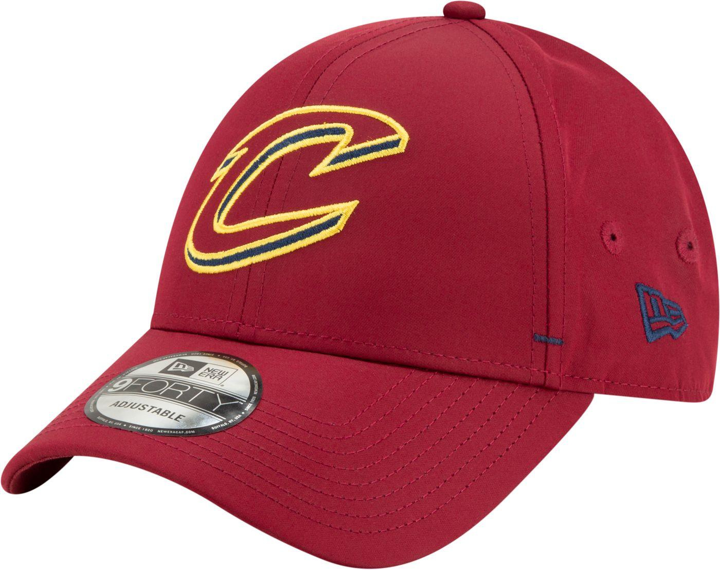 New Era Men's Cleveland Cavaliers 9Forty Adjustable Hat