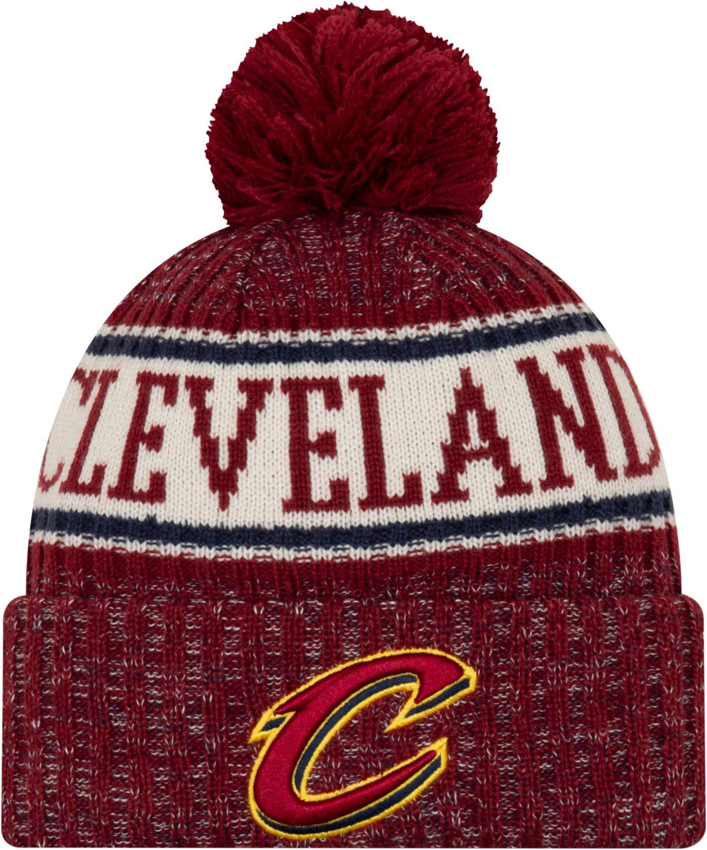 New Era Men's Cleveland Cavaliers Sports Knit Hat