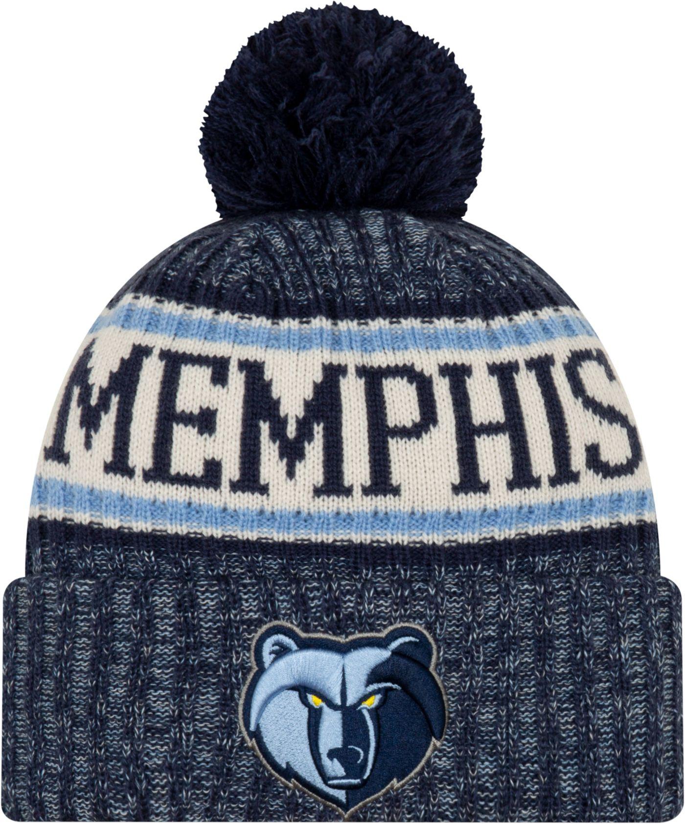 New Era Men's Memphis Grizzlies Sports Knit Hat