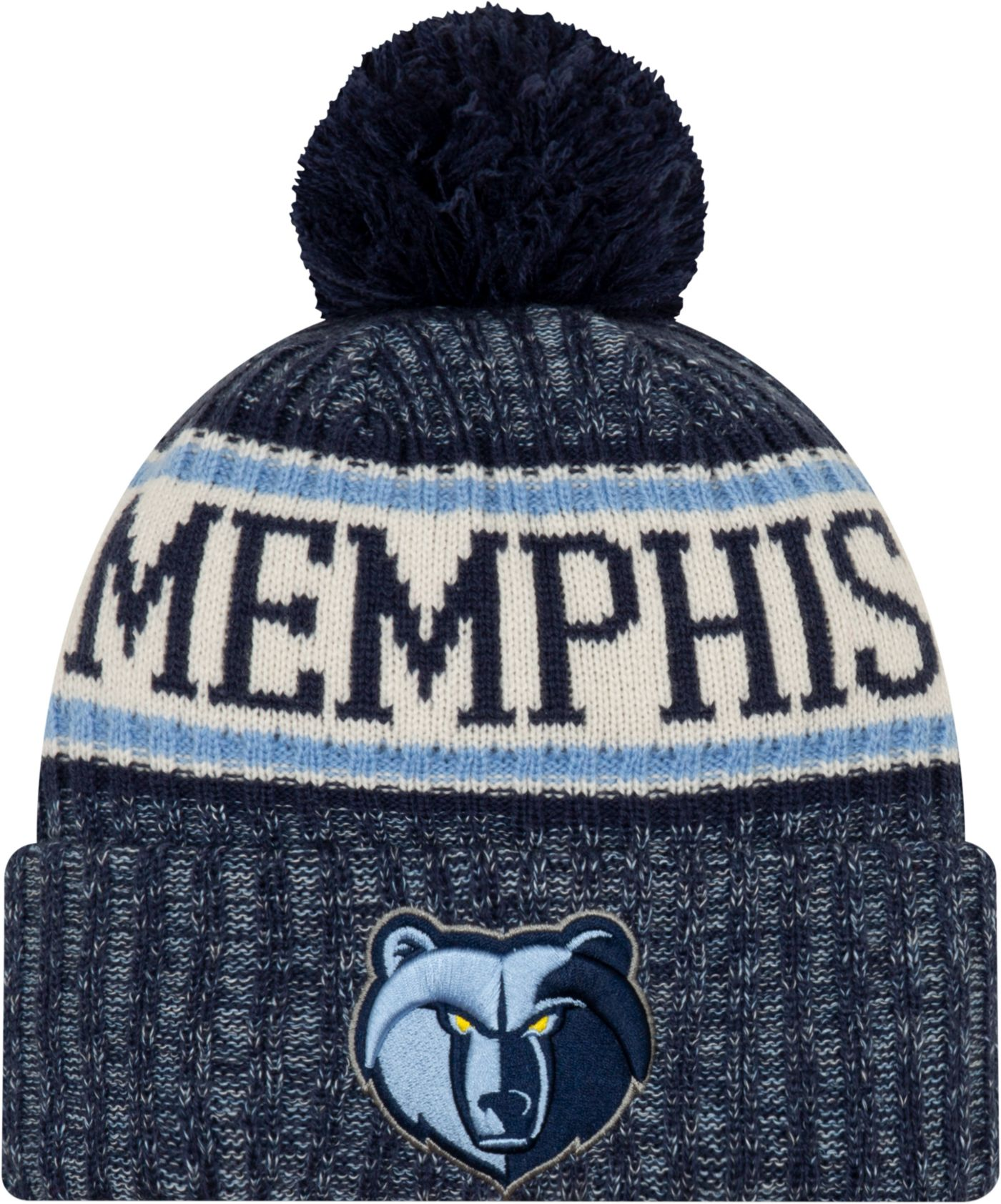 New Era Youth Memphis Grizzlies Sports Knit Hat