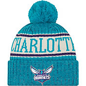 New Era Men's Charlotte Hornets Sports Knit Hat