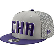New Era Men's Charlotte Hornets 9Fifty City Edition Adjustable Snapback Hat