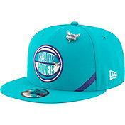 New Era Men's Charlotte Hornets 2019 NBA Draft 9Fifty Adjustable Snapback Hat