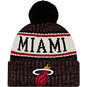 New Era Youth Miami Heat Sports Knit Hat