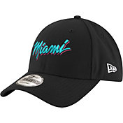 New Era Men's Miami Heat 9Forty City Edition Adjustable Hat