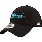 New Era Men's Miami Heat 9Twenty City Edition Adjustable Hat