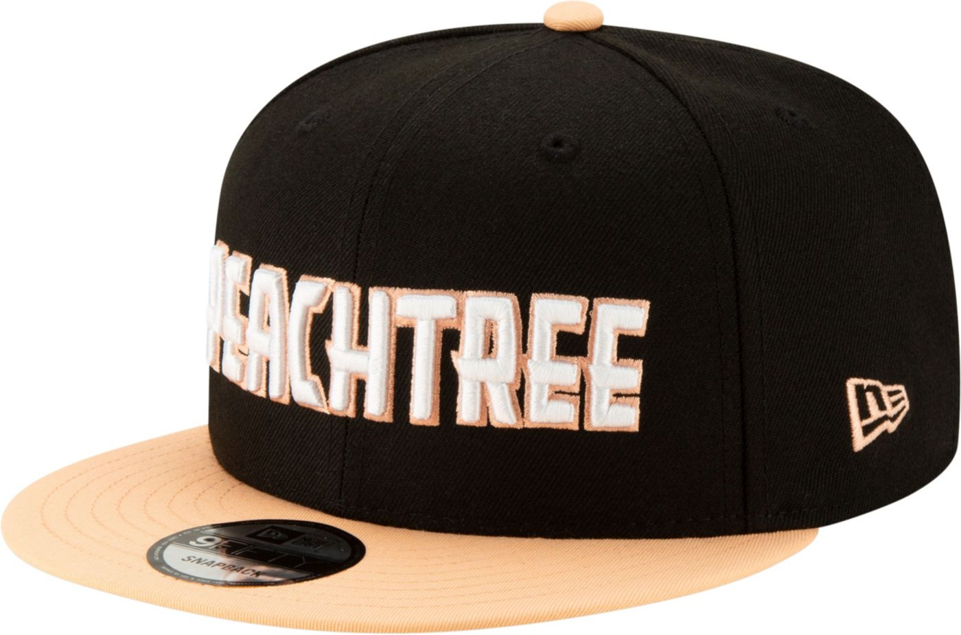 New Era Men's Atlanta Hawks 9Fifty City Edition Adjustable Snapback Hat