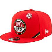 New Era Men's Atlanta Hawks 2019 NBA Draft 9Fifty Adjustable Snapback Hat